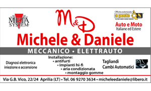 MICHELE & DANIELE - officina auto