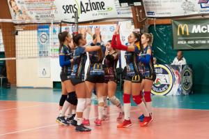 KK Giò Volley - Volleyrò (3)